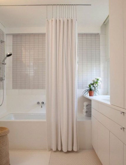 Bathtub and shower tile ideas to beautify your bathroom 30