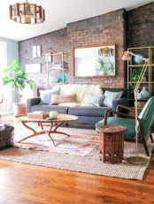 Beautiful living room design ideas with mirror 19