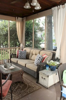 Beautiful porch ideas that will add value your home 08