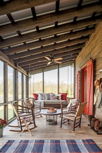 Beautiful porch ideas that will add value your home 18