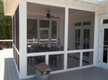 Beautiful porch ideas that will add value your home 21