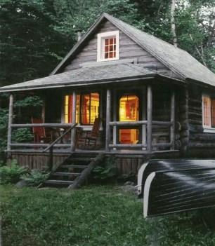 Beautiul log homes ideas to inspire you 12