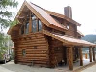 Beautiul log homes ideas to inspire you 19
