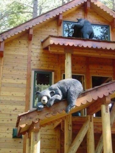 Beautiul log homes ideas to inspire you 33