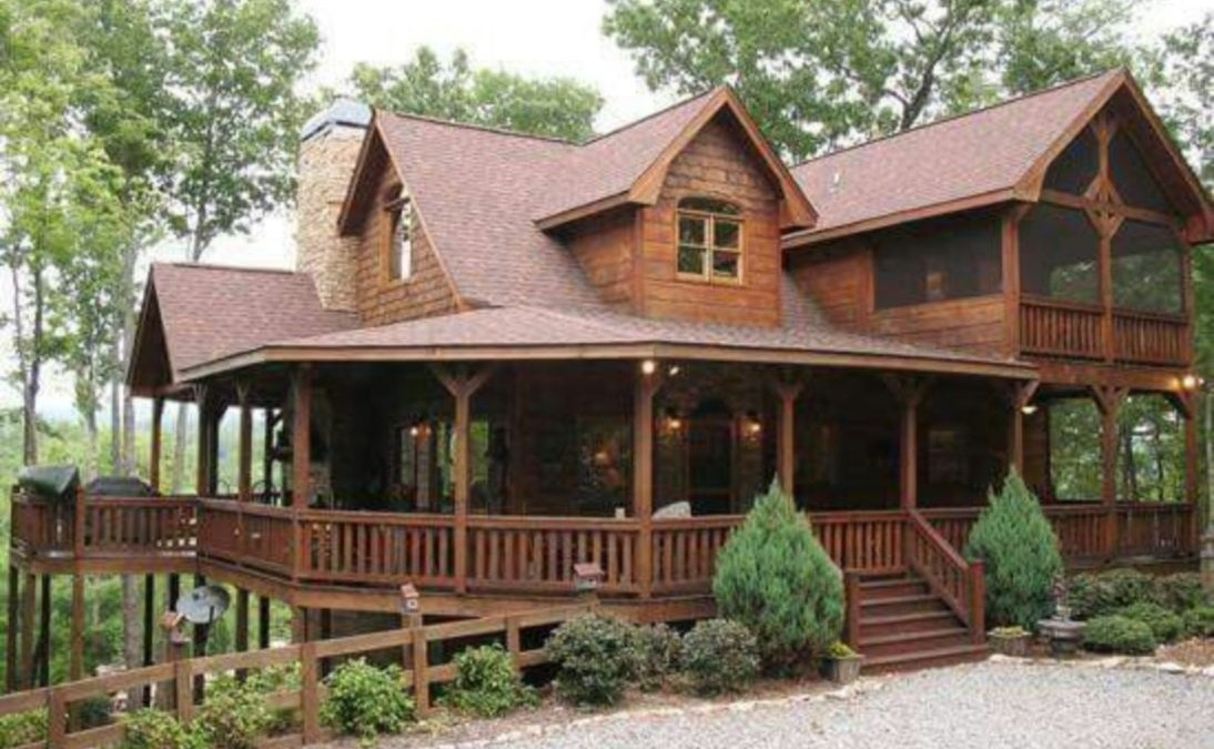 49 Beautiul Log Homes Ideas to Inspire You
