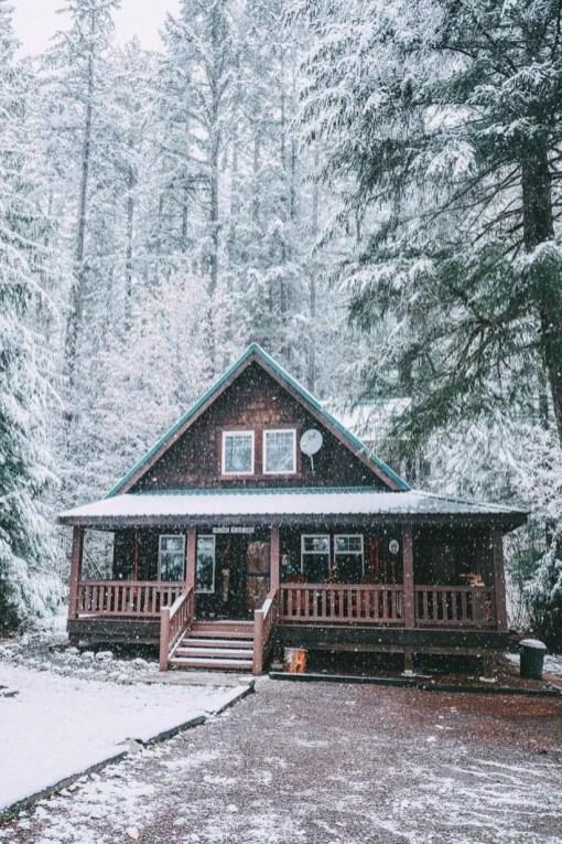 Beautiul log homes ideas to inspire you 47