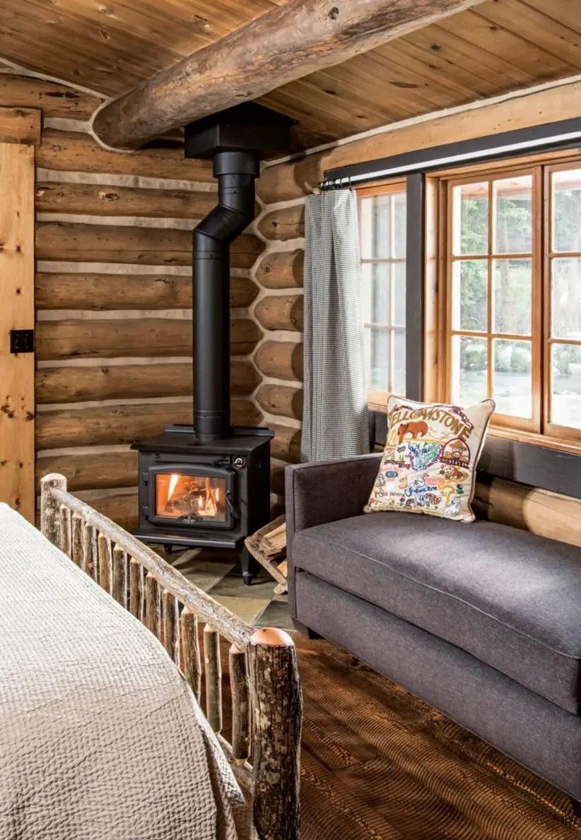 Beautiul log homes ideas to inspire you 48