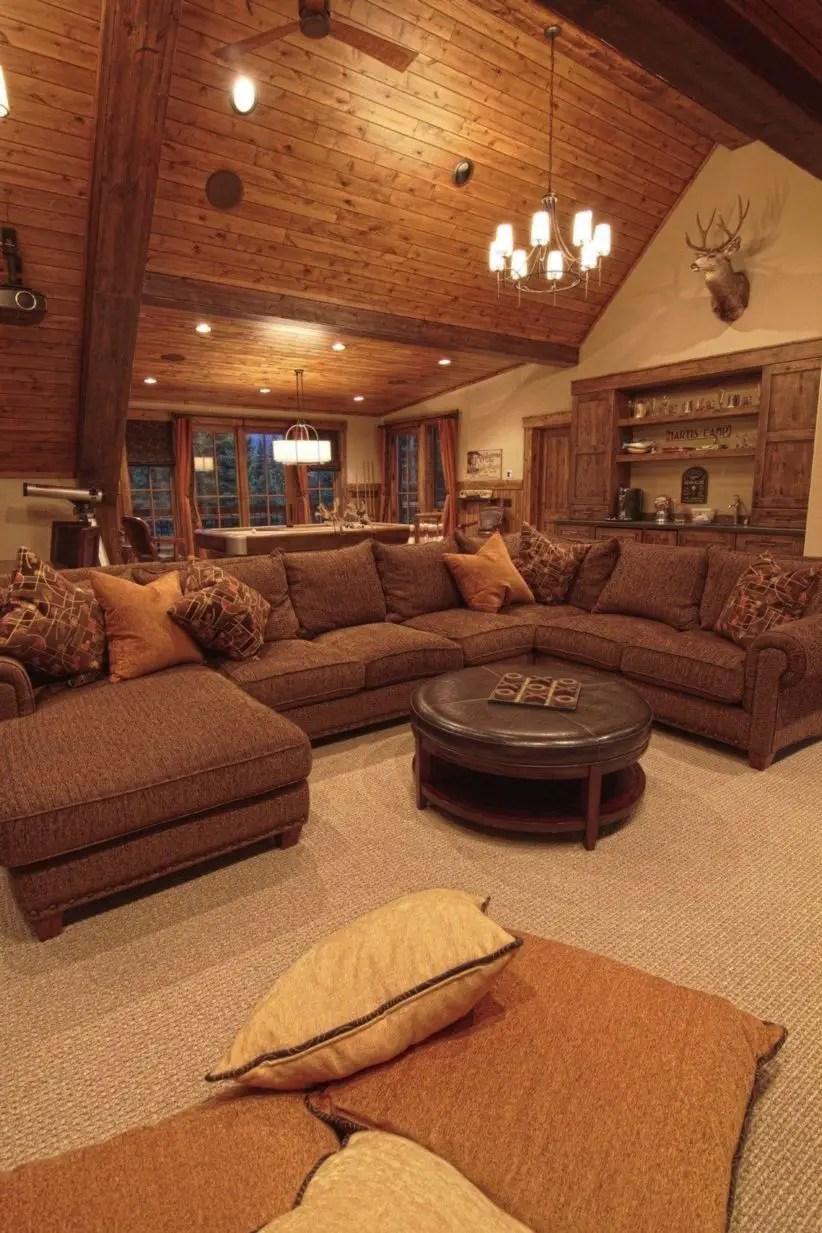 Beautiul log homes ideas to inspire you 49