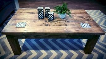 Best chunky farmhouse coffee table 23