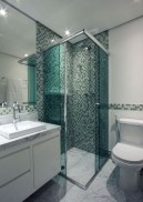 Best classic glass block shower layout 25