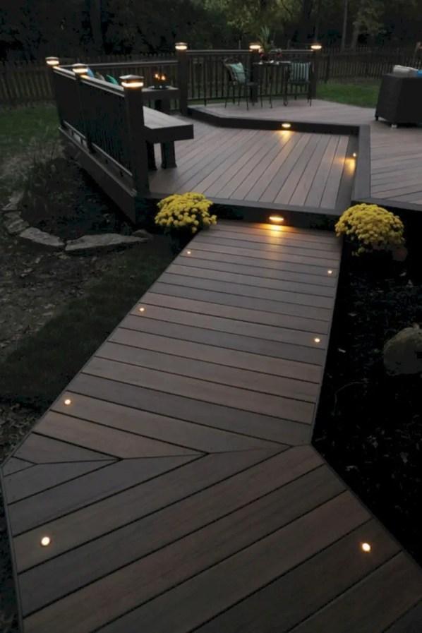 Best garden walkway to envy your visitor 27