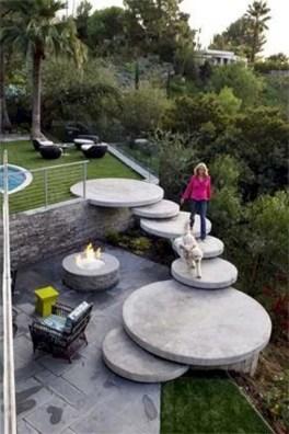 Best garden walkway to envy your visitor 39