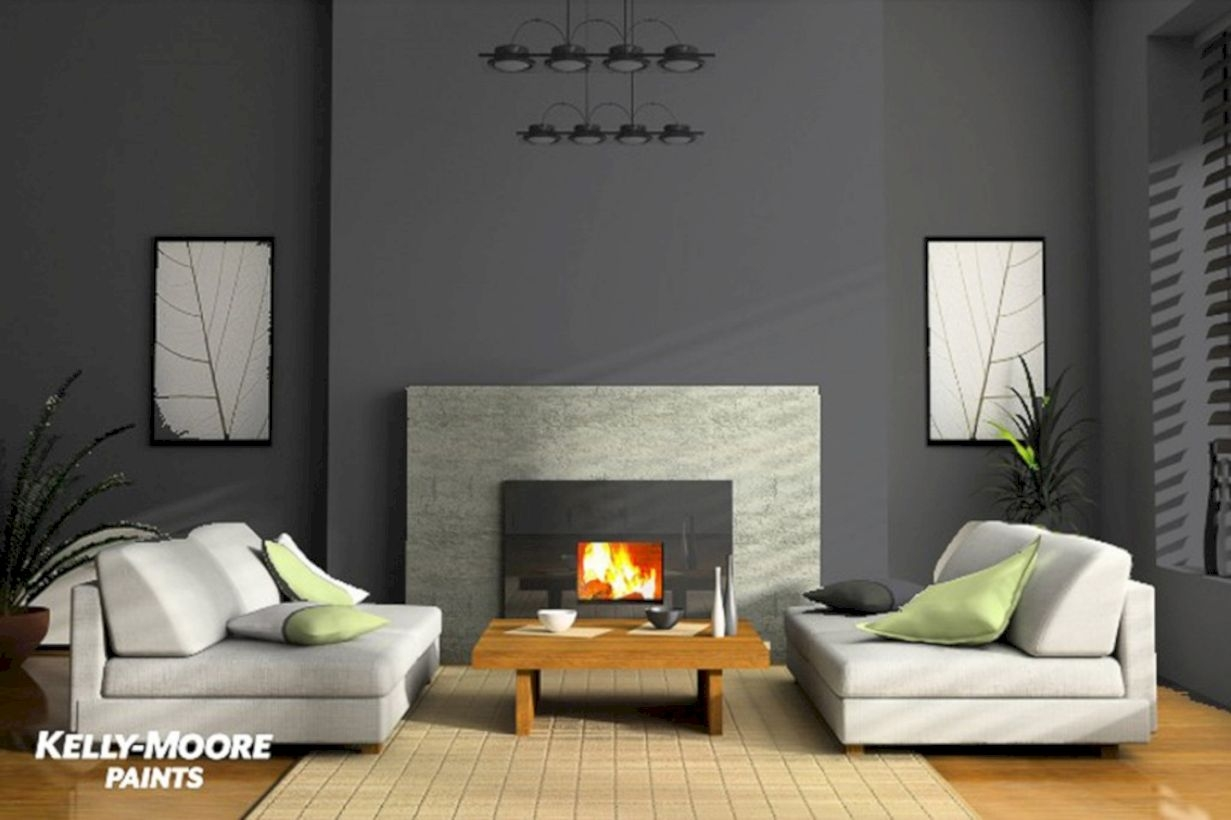 Best home furniture with gray color 07