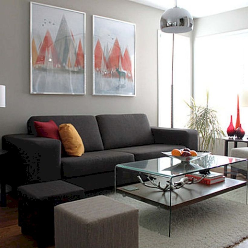 Best home furniture with gray color 21