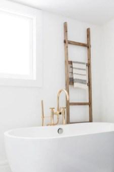 Best modern vintage bathroom reveal 04