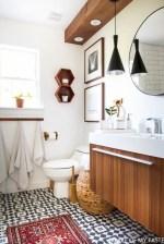 Best modern vintage bathroom reveal 09