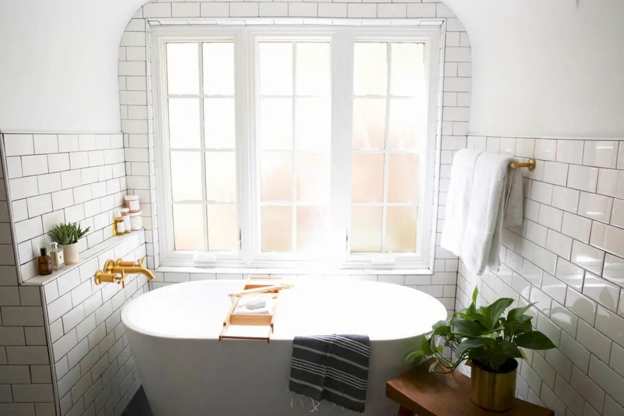 50 best modern vintage bathroom reveal matchness