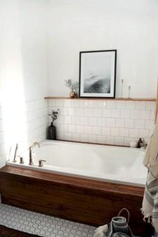 Best modern vintage bathroom reveal 39