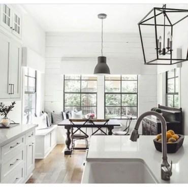 Charming custom kitchens cabinets designs 25