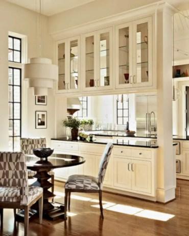 Charming custom kitchens cabinets designs 39