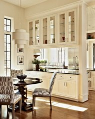 Charming custom kitchens cabinets designs 39