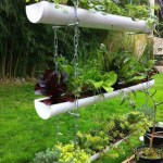 Charming outdoor hanging planters ideas to brighten your yard 35