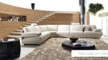 Comfortable sectional sofa for your living room 03
