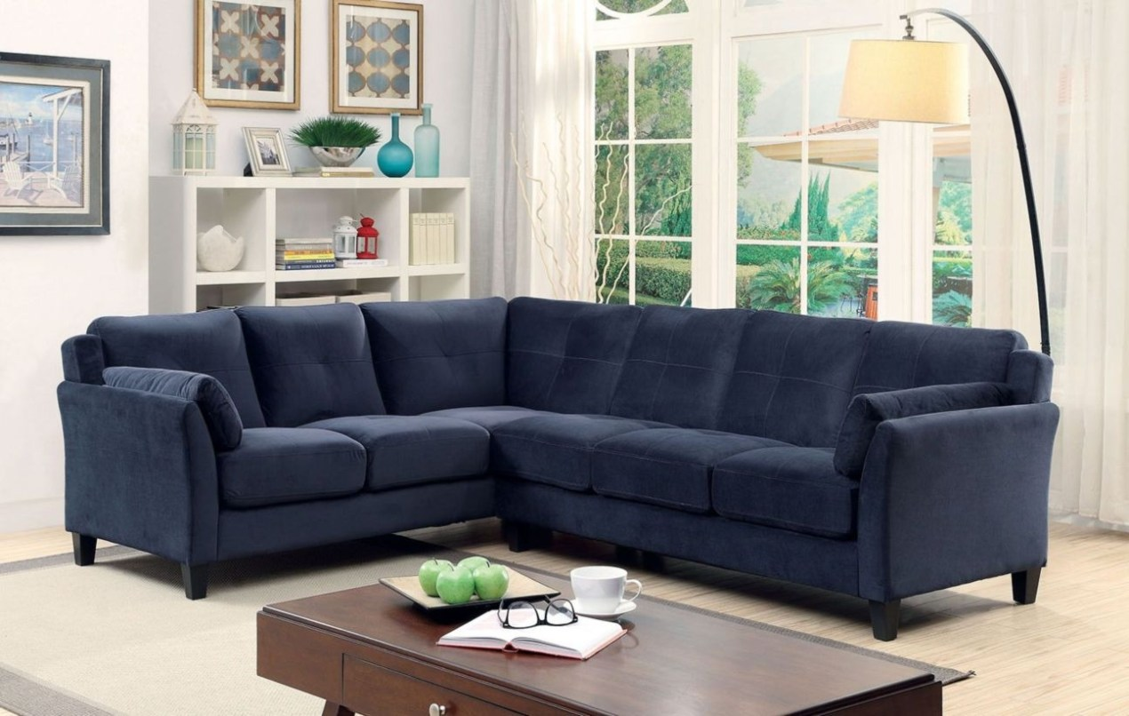 Comfortable sectional sofa for your living room 06