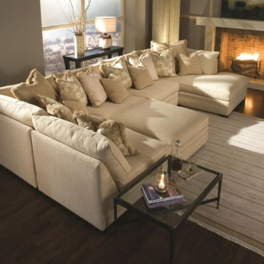Comfortable sectional sofa for your living room 13