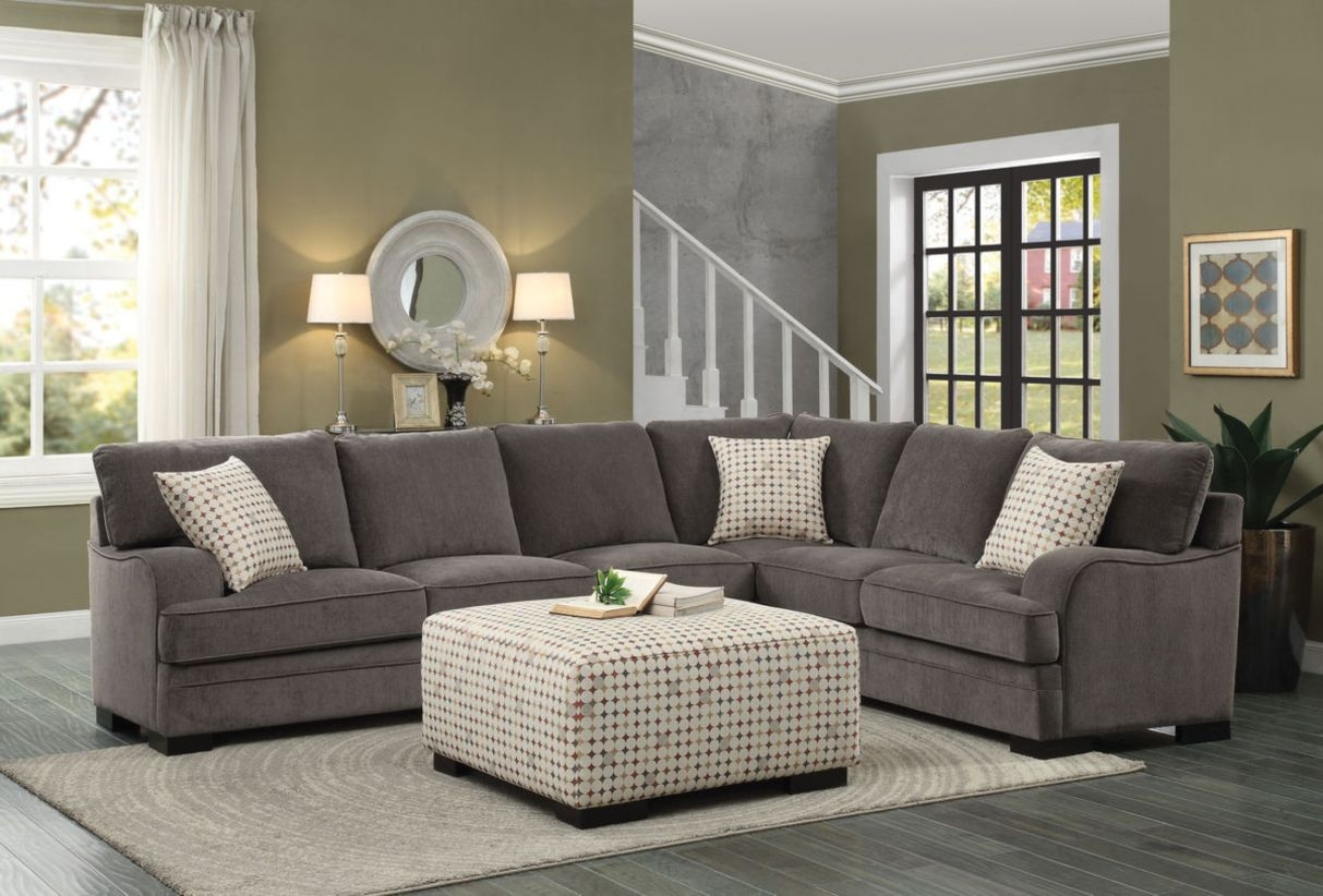 Comfortable sectional sofa for your living room 16
