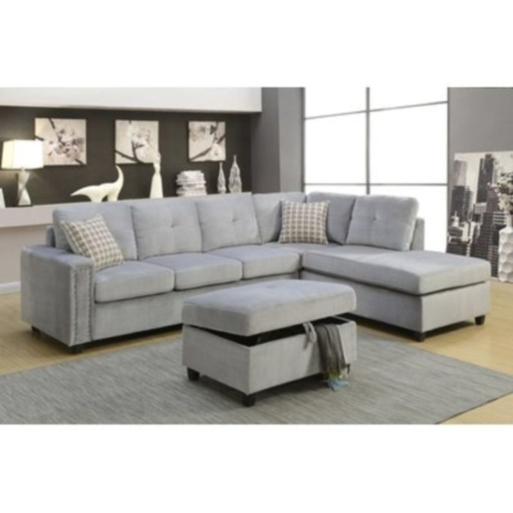 Comfortable sectional sofa for your living room 19