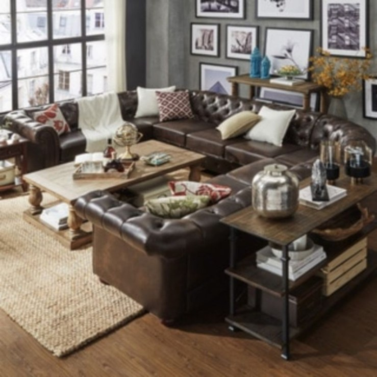 Comfortable sectional sofa for your living room 20