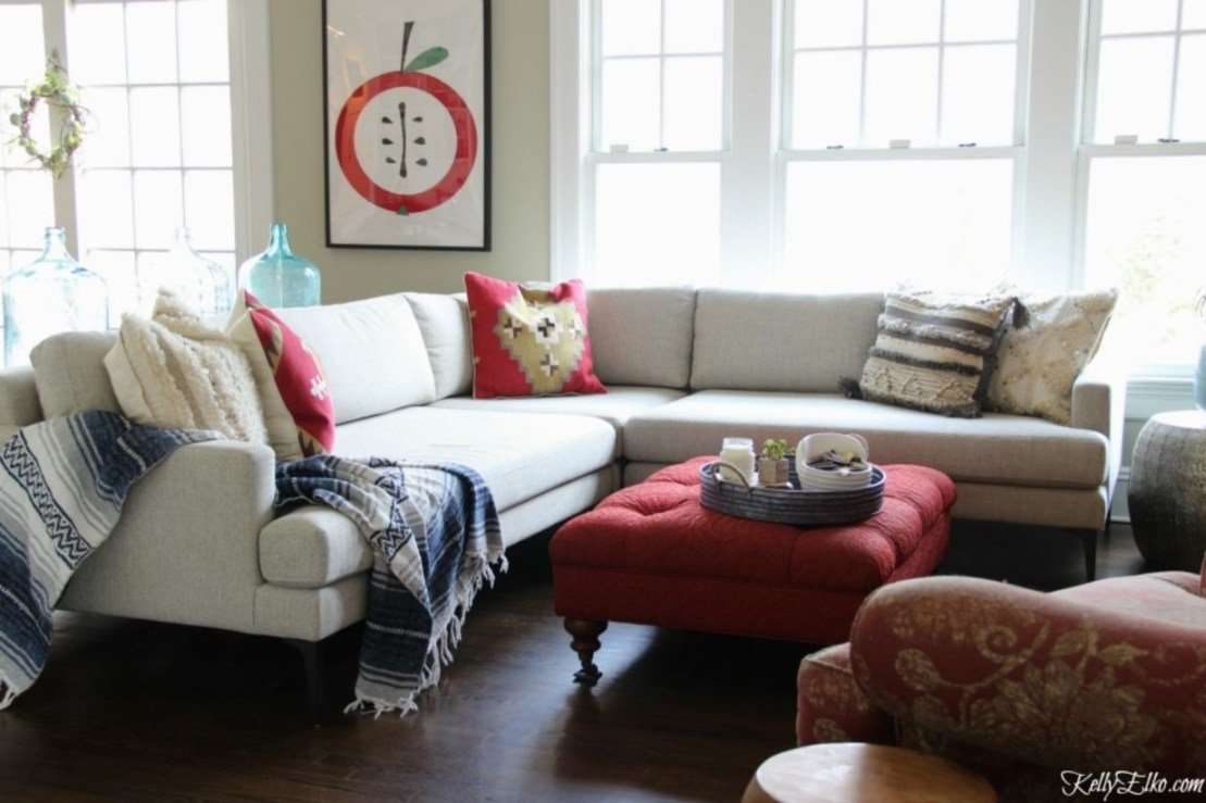 Comfortable sectional sofa for your living room 21