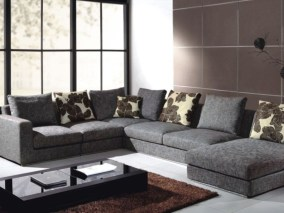 Comfortable sectional sofa for your living room 22