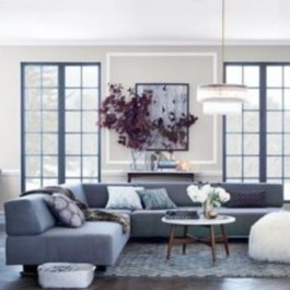 Comfortable sectional sofa for your living room 27