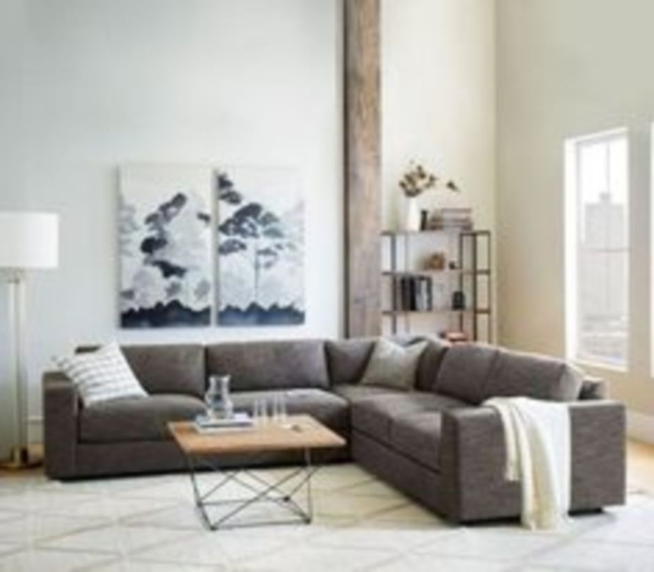 Comfortable sectional sofa for your living room 42