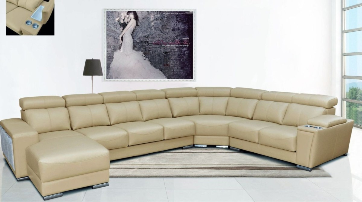 Comfortable sectional sofa for your living room 47