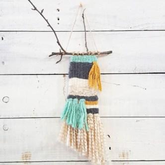 Creative diy mini wall hangings 09