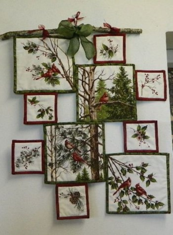 Creative diy mini wall hangings 12