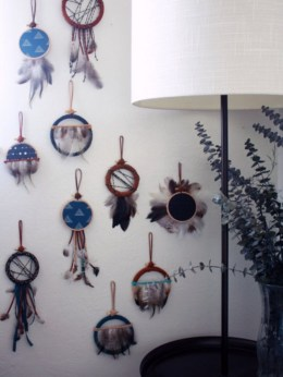 Creative diy mini wall hangings 14