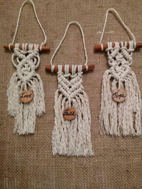 Creative diy mini wall hangings 15