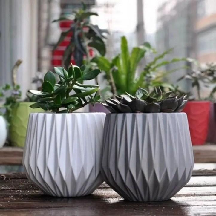 Creative garden potting ideas 06