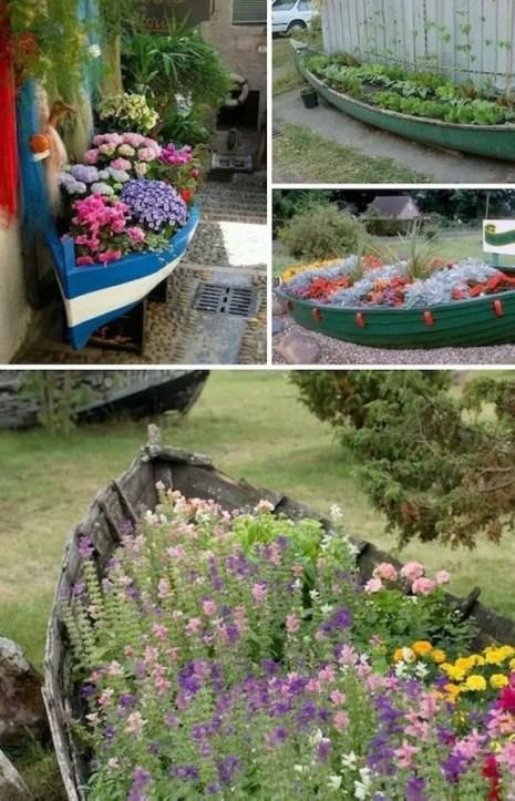 Creative garden potting ideas 07