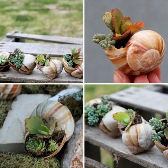 Creative garden potting ideas 31