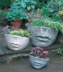 Creative garden potting ideas 40
