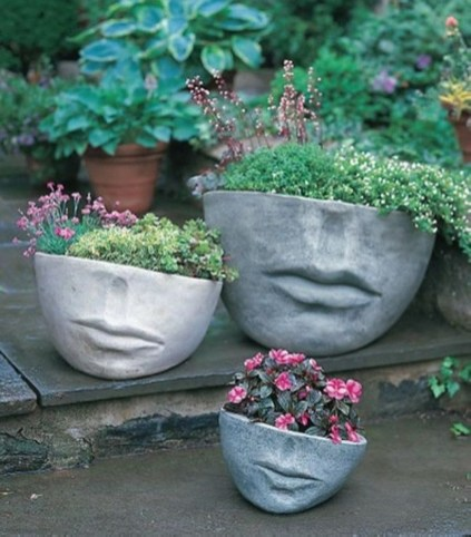 Creative garden potting ideas 40