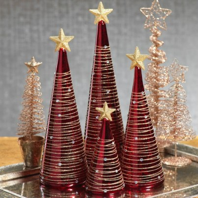 Diy Cone Christmas Trees.46 Diy Christmas Cone Trees Matchness Com