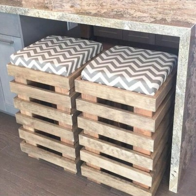 Easy pallet furniture projects for beginners 09