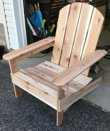 Easy pallet furniture projects for beginners 46