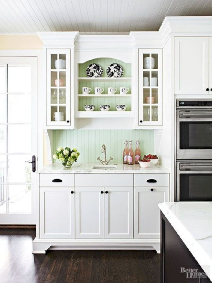 Fabulous small kitchen ideas with farmhouse style 18